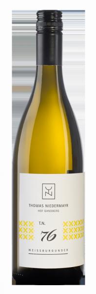 "Pinot Bianco ""76"" 2014 - Thomas Niedermayr"