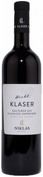 "Kalterersee Classico Superiore ""Klaser Hecht"" 2019 - Weingut Niklas"