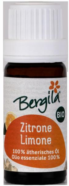 Olio essenziale di Limone Bio - Bergila
