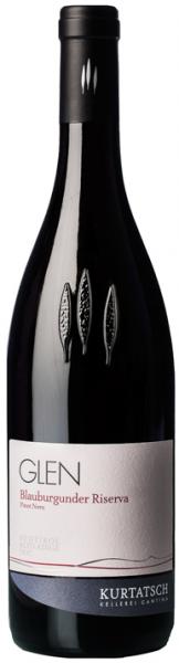 """Pinot Nero Riserva """"Glen"""" 2015"""