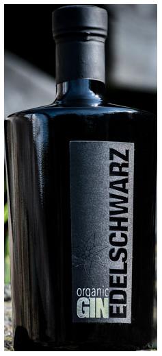 Gin Edelschwarz - Almvollgas