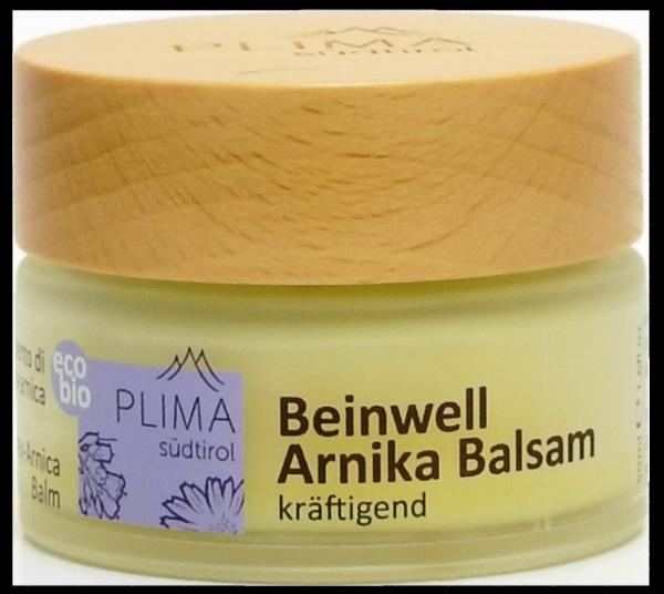 Balsam Beinwell & Arnika kräftigend Bio - Plima Südtirol