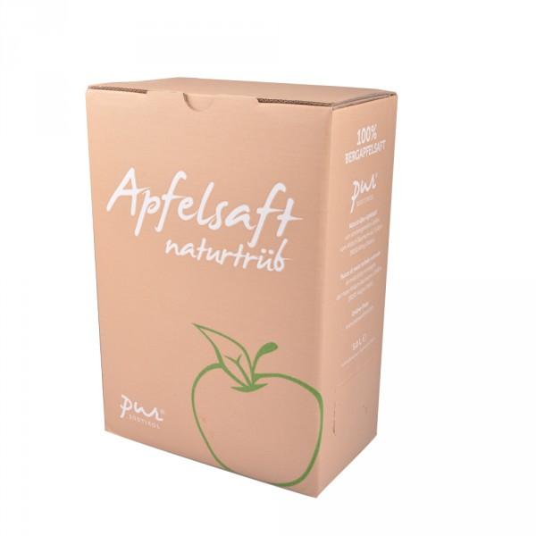 Apfelsaft Pur Südtirol bag in box