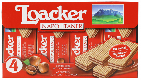 Classic Napolitaner - Loacker