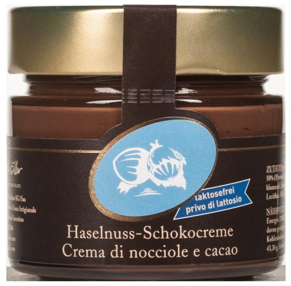 Crema di Nocciole e Cacao senza lattosio - Oberhöller