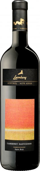 "Cabernet Sauvignon Riserva ""Sass Roa"" 2016 - Weingut Laimburg"