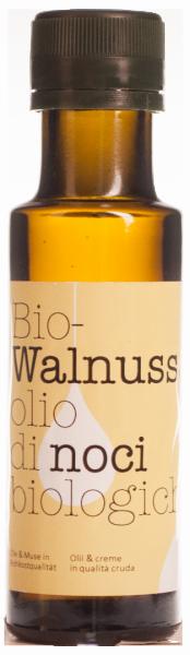 Olio di noci Bio - Vinschger Ölmühle - Moleshof