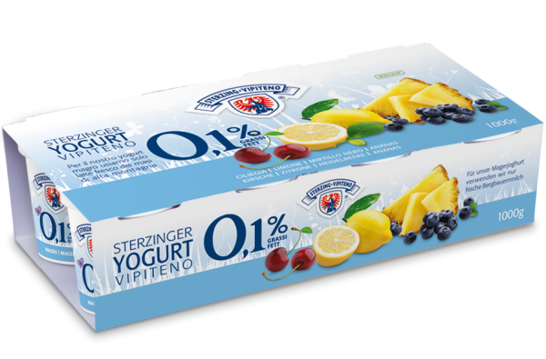 Magerjoghurt Exotisch - Milchhof Sterzing
