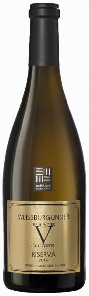 "Pinot Bianco ""Gran Riserva V Years"" 2011 - Kellerei Meran"