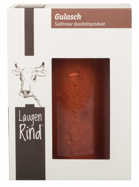 Gulasch LaugenRind - Karl Telfser
