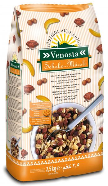 Muesli al cioccolato Venosta - Fuchs Privatmühle
