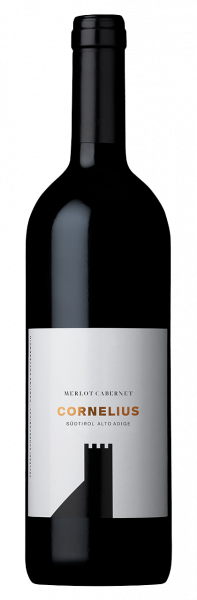 """Merlot Cabernet """"Cornelius"""" 2017 - Kellerei Schreckbichl"""