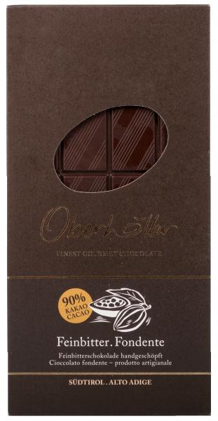 Feinbitterschokolade 90%
