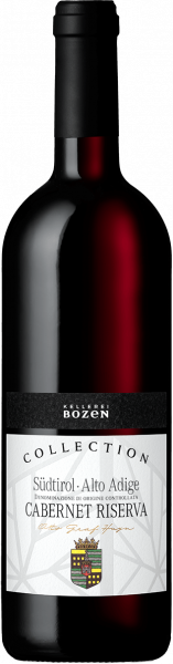 "Cabernet Riserva ""Collection Graf Huyn"" 2018 - Kellerei Bozen"