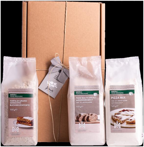 """""""Salvasettimana"""" Kit prodotti da forno - Meraner Mühle"""