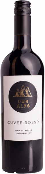 Cuvée Rosso 2019 - PUR ALPS