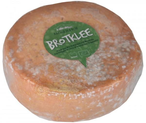 Schnittkäse mit Brotklee Bio