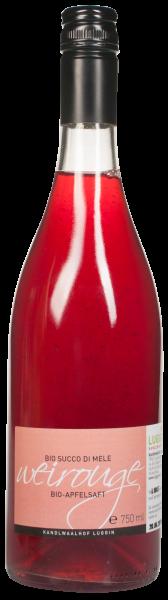 Succo di mela Weirouge Bio - Luggin