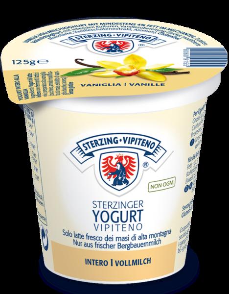 Vaniglia Yogurt intero - Milchhof Sterzing