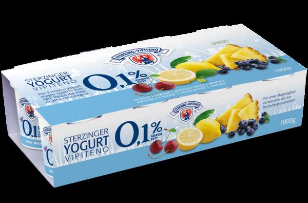 Yogurt magro esotico - Milchhof Sterzing