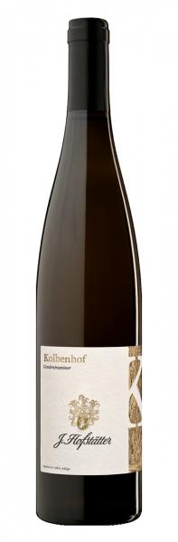 Gewürztraminer Kolbenhof 2017 - Weingut J. Hofstätter