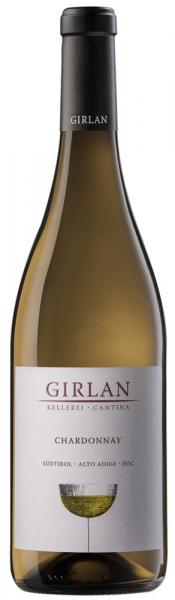 Chardonnay 2019 - Kellerei Girlan