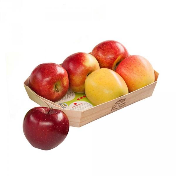 6er Apfelschale Bio
