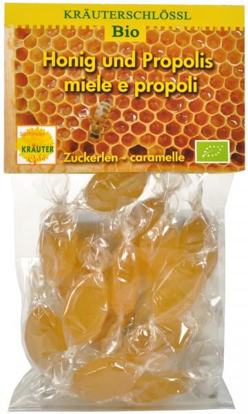 Honig Propolis Zuckerlen Bio