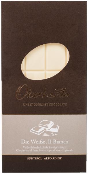 Weiße Vollmilchschokolade