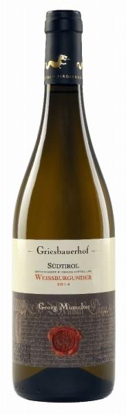 Weissburgunder 2019 - Weingut Griesbauerhof