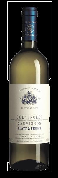 "Sauvignon ""Platt & Pignat"" 2019 - Weingut Unterganzner"