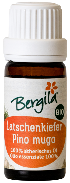 Olio essenziale Pino mugo Bio - Bergila