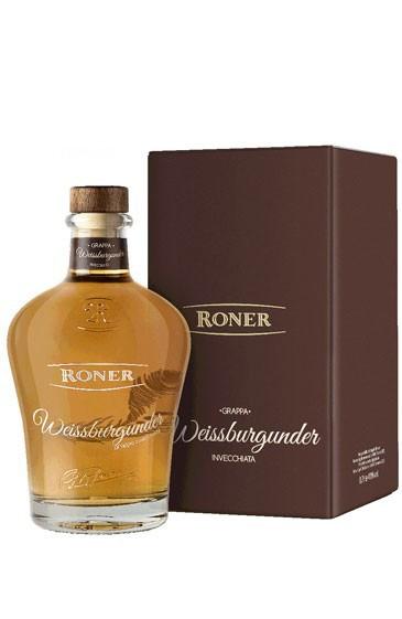 Grappa Weissburgunder 12 mesi - Roner