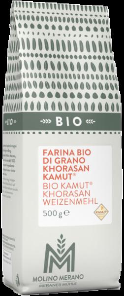 Farina di Khorasan Kamut® Bio - Meraner Mühle