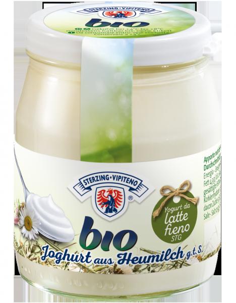 Bianco Yogurt intero da latte fieno Bio