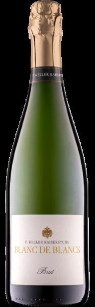 "Sekt Brut metodo classico ""Blanc de Blancs"" 2017 - FRANZ KELLER"