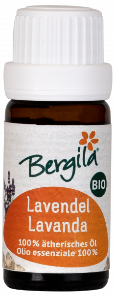 Olio essenziale Lavanda Bio - Bergila