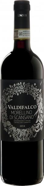 "Morellino di Scansano ""Valdifalco"" 2018 - Weingut Loacker"