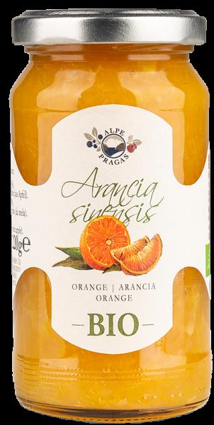 Fruchtaufstrich Orange Bio - Alpe Pragas