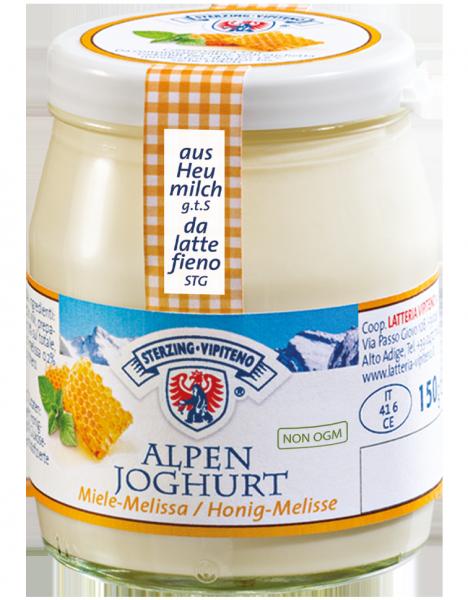 Miele yogurt delle montagne