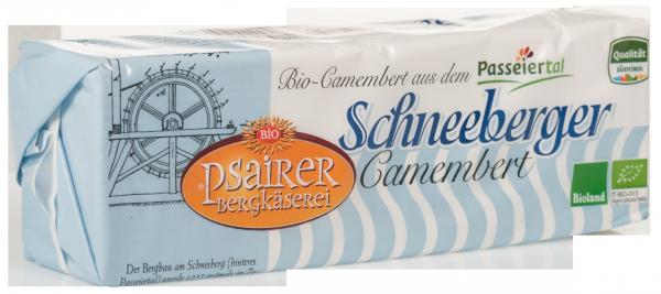 Camembert Schneeberger Bio