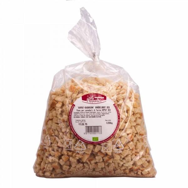 Pane per canederli di Grano tenero Bio - Naturbackstube Profanter