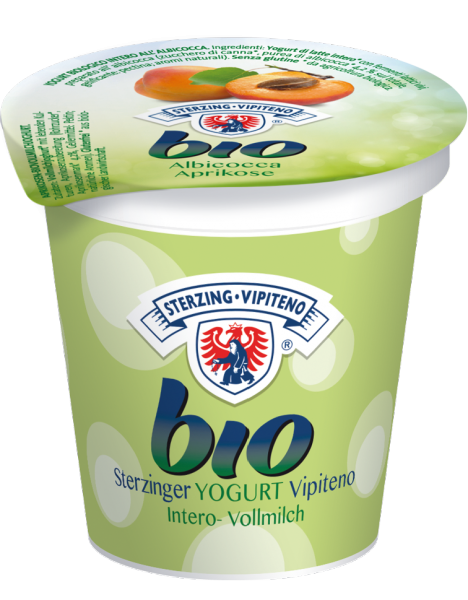 Aprikose Vollmilchjoghurt Bio