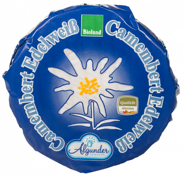 Camembert Edelweiß Bio