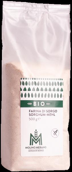 Sorghummehl glutenfrei Bio - Meraner Mühle