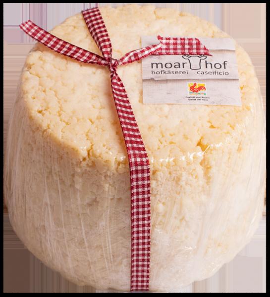 Graukäse topfig - Hofkäserei Moarhof