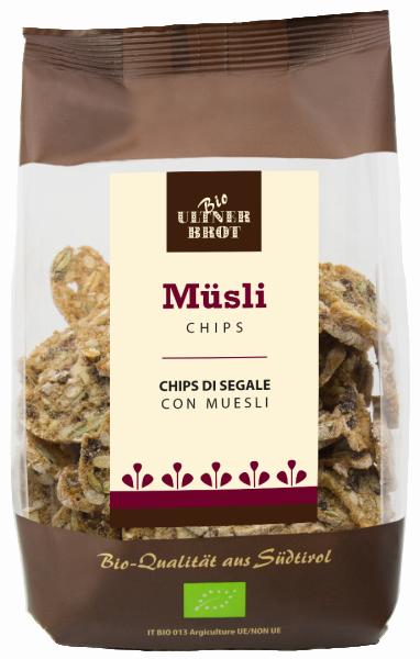 Müsli Chips Bio - Ultner Brot
