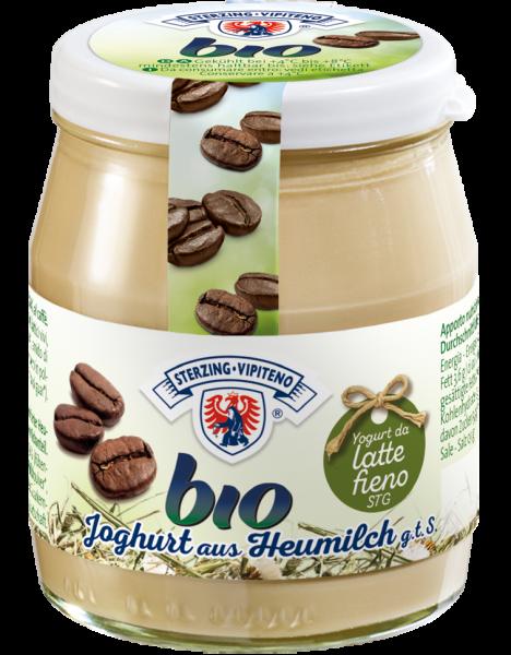 Caffè Yogurt intero da latte fieno Bio - Milchhof Sterzing