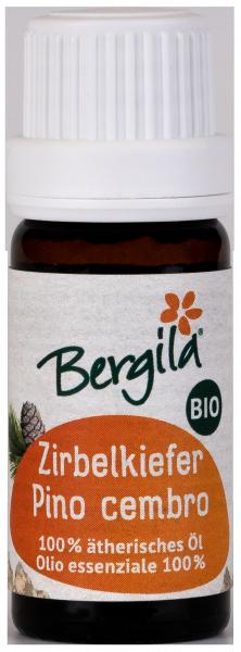 Olio essenziale Pino cembro Bio - Bergila