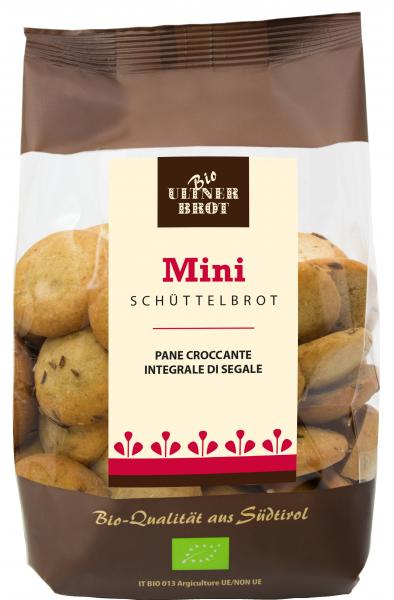 """""""Schüttelbrot"""" mini Bio - Ultner Brot"""
